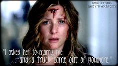 I asked her to marry me and a truck came out of nowhere :( #Calzona