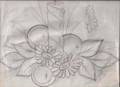 Pintura em tecido ,Pintura em tela, Riscos e desenhos para pintar e artesanatos: RISCOS NATAL 3