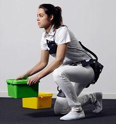 Exoskeleton www.laevo.nl