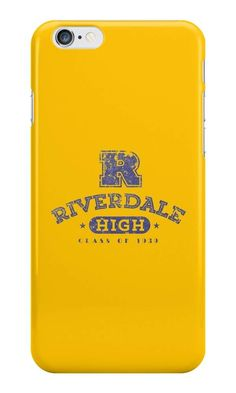Our Riverdale High Class of 1939 Phone Case is available online now for just £5.99. Fan of the hit Netflix series, Riverdale? You'll love this Riverdale High, Class of 1939 phone case, available for iPhone, iPod & Samsung models. Material: Plastic, Production Method: Printed, Authenticity: Unofficial, Weight: 28g, Thickness: 12mm, Colour Sides: Clear, Compatible With: iPhone 4/4s | iPhone 5/5s/SE | iPhone 5c | iPhone 6/6s | iPhone 7 | iPod 4th/5th Generation | Galaxy S4 | Galaxy S5 | G