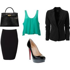 Professional Outfit http://www.studentrate.com/fashion/fashion.aspx