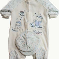 Bebecor Φορμάκι Βελουτέ Σιέλ (Κωδ. 856) Baby Boy 9408936e120