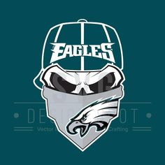 b5af631b3 You are purchasing an instant digital download of this Philadelphia Eagles  Skull graphic  no physical