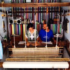 Weaving in Chefchauoen by Ranran design
