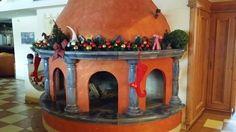 Kommt der Weihnachtsmann durch den Kamin? Home Decor, Xmas, Papa Noel, Homemade Home Decor, Decoration Home, Interior Decorating
