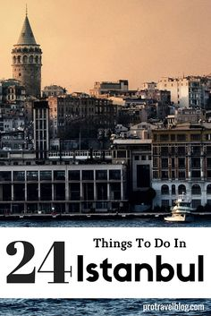 Must visit attractions in Istanbul
