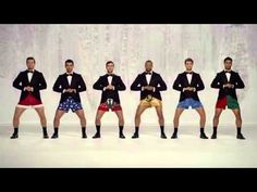 Kmart jingle bells Commercial Show Your Joe Jingle Bells men In Boxers! [Funny Kmart TV AD] Show Your Joe - Kmart Christmas Commercial TV AD Advertiser Kmart. Christmas Jingles, Christmas Music, Christmas Humor, Merry Christmas, Gif Silvester, Whatsapp Videos, We Will Rock You, Best Commercials, Funny Pics