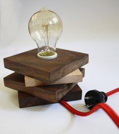 Short Stack Lamp