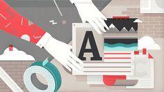 Adobe Acrobat DC Tutorial Set on Behance