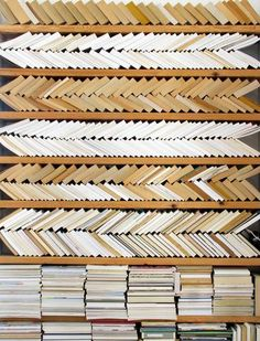 Bookshelf pattern!