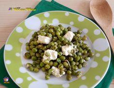 PISELLI STUFATI CON TOFU ,ottimo secondo piatto ricco di gusto #gialloblogs http://blog.giallozafferano.it/la…/piselli-stufati-con-tofu/