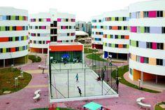 arqdelicia: Conjunto Habitacional de Heliópolis - RUY OHTAkE