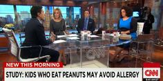 About that new peanut allergy study...