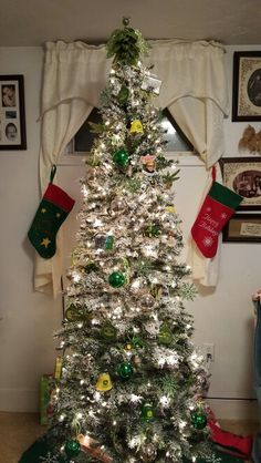 John Deer Christmas Tree | odds and ends | Pinterest | Christmas ...
