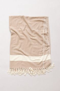 """blanket from Anthropologie 