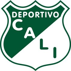 Deportivo Cali of Colombia crest. Cali Colombia, Colombia Soccer, Soccer Logo, Sports Logo, Soccer Teams, Team Player, Logos, Sports, Logo