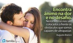 Familia.com.br | Altruísmo no casamento: como levantar o astral depois de uma tragédia #Casamento #Superacao #Tragedia