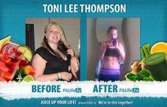 Toni Lee Thompson's Transformation!
