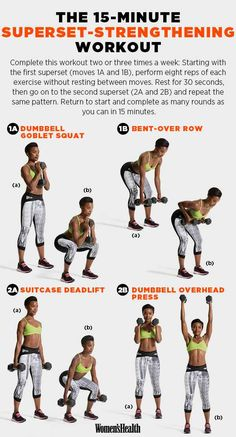 Body Changing Workouts For Beginners 2 Beginner HIIT – 10 Minute Workout Ever heard of HIIT? This type of fat-burning wo. Strength And Conditioning Workouts, Strength Training Workouts, Fitness Workouts, At Home Workouts, Quick Workouts, Workout Exercises, Strength Training For Runners, Dumbbell Exercises, Fitness Hacks