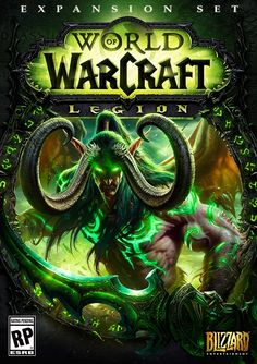 Blizzard plans to release the Legion expansion for World of Warcraft in November of 2016, I'm very excited and anxious to see what is in store.