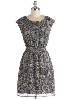 In Perfect Harmonium Dress, #ModCloth