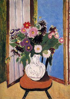 ageoftheart: Daisies, 1919 Henri Matisse