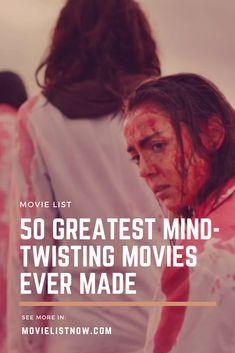 50 Greatest Mind-Twisting Movies Ever Made. Movie 50 Greatest Mind-Twisting Movies Ever Made Larry Clark, Netflix Movies To Watch, Good Movies To Watch, Mind Twisting Movies, Movie List, Movie Tv, Movie Hacks, Movies Worth Watching, Romantic Movies