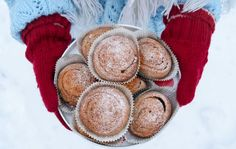 Kookoshyrrät No Bake Desserts, Muffin, Baking, Breakfast, Food, Instagram, Morning Coffee, Bakken, Essen