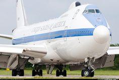 USA - Air Force 75-0125 Boeing E-4B (747-200B) aircraft picture