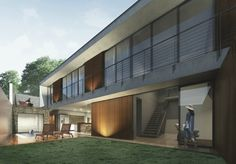 Casa CCBC01 - Bernardo Horta Arquiteto