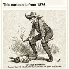 This despicable editorial cartoon featured in Harper's Weekly is from during the early days of Jim Crow. It is chilling to view but shows the idea that Black children were/are threats to be destroyed is deep within the psyches of racists---and not new. Jim Crow, Black History Facts, African American History, American Women, Native American, Black Power, Black People, Black Is Beautiful, Black Art