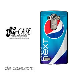 Pepsi Drink Next For LG G4 Case Phone Case Gift Present YO
