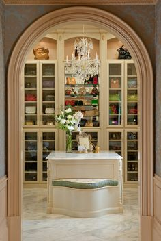 Closet | Design | Interiors | DallasDesignGroup