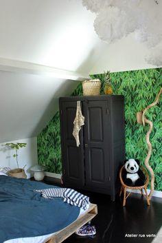 Chambre de Philippine / Photos Atelier rue verte, le blog /