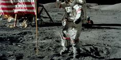 """""""Cernan was never comfortable with the title 'last man to walk on the Moon,' but he couldn't escape it"""" #technology #techinel #technews"""