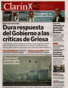 OpinionPublicaSantafesina(ops): los diarios de argentina del dos de agosto
