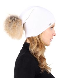 Lucy cashmere hat by GENA