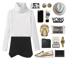 """Yoins 4"" by jesicacecillia ❤ liked on Polyvore featuring Xenab Lone, Icon Jewellery, Casetify, Casio, Aesop, Rizzoli Publishing and Lulu Guinness"