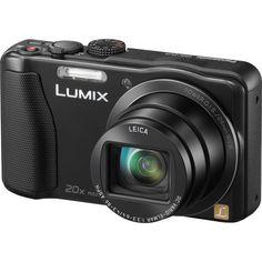 Panasonic Lumix DMC-ZS25 16.1 MP Compact Digital Camera with 40x Intelligent Zoom (Black) - DMC-ZS25K Panasonic http://www.amazon.com/dp/B00D2XNIO2/ref=cm_sw_r_pi_dp_TAWovb1CN9RQ1