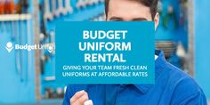 We rent #WorkUniforms to businesses that require TOUGH #WorkWear at a affordable cost. Get A FREE Quote