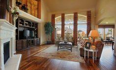 Living Room  Lennar - Village Builders - Cinco