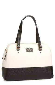 kate spade new york 'grove court - lainey' leather tote available at #Nordstrom