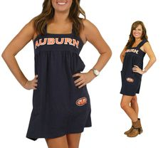 Auburn - Wide Strap Babydoll Dress (D2001-Auburn)