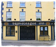 Drimoleague Inn Drimoleague - Click pub photo image above to purchase your #Pubs of #Ireland Photo Print with PayPal. You do not need a PayPal account to purchase photo. Pubs of Ireland photos are perfect to display in any sitting room, family room, or den to celebrate a family's Irish heritage. $9.00 (plus $5 shipping & handling in USA) ~ 8 x 10 High Quality, High Resolution Authentic Photos Professionally Shot on Location in Ireland and Printed on Professional Fuji Film Photo Print Paper.