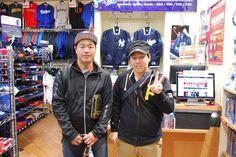 【大阪店】2014.11.09 パイレーツのパーカーをご購入頂きました。日米野球楽しみですね☆観戦楽しんできて下さいね~!またのご来店お待ちしております☆