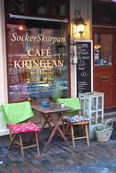Test av kafe i stockholm kaffe drommar