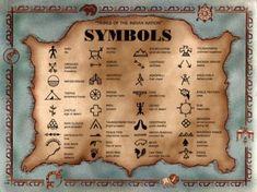 Symboles amérindiens -                                                       …