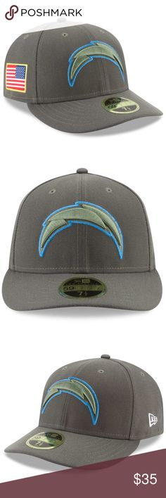 LA Chargers New Era Salute To Service Fitted Hat Tip your cap to those who  serve dabb5ae3b777