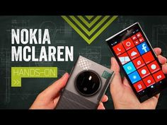 Fully Exposed: Unreleased Nokia 'McLaren' Windows phone with 3D Touch [Exclusive] | Windows Central