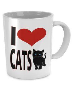 I Love Cats Mug ilovecatsmug